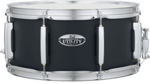 Pearl Modern Utility Snare Drum - 14 x 6.5 Maple Black Ice