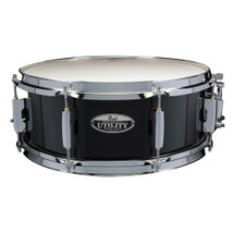 Pearl Modern Utility Snare Drum - 14 x 5.5 Maple Black Ice