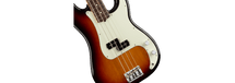 Fender American Professional Precision 4 String Bass - 3 Tone Sunburst/Rosewood Neck in Hard Case
