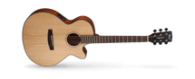 CORT SFX-E NS Acoustic/Electric Folk Body Guitar - Natural Satin + DELUXE GIG BAG