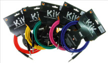 KLOTZ Instrument Cable - 6m - Made in Germany - Assorted Colours