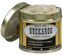 BUCKAROO Cymbal Cleaner - When your cymbals are really dirty :)