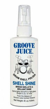 Groove Juice Shell Shine Cleaner