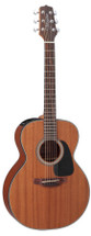 Takamine G Mini Acoustic Electric Guitar in Gig Bag - Mahogany