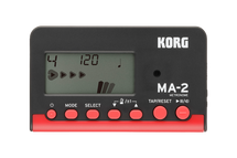 KORG MA-2 Black Digital Metronome