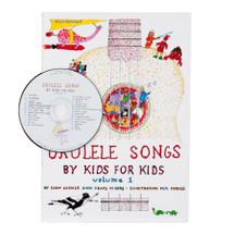 Ukulele Song Book for Kids + CD