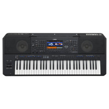 Yamaha PSRSX900 61 Key Arranger Workstation Keyboard