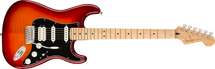 Fender Player Series Stratocaster HSS Electric Guitar - Aged Cherry Burst