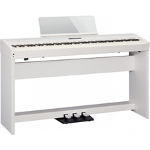 Roland FP60 Digital Piano woth Stand/Pedals and Stool - Black or White