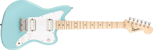 Fender Squier Mini Jazzmaster - Daphne Blue/Surf Green/Olympic White