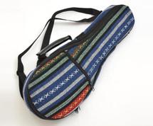 Eddy Finn Soprano Uke Bag in Hippie Style