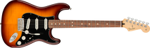 Fender Player Strat Plus Top SSS Electric - Aged Cherry Burst or Tobacco Sunburst