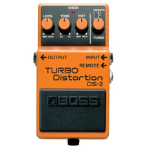 BOSS DS2 Distortion Guitar Fx Pedal