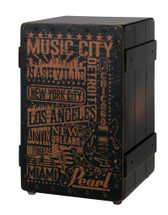 Pearl Music City Cajon - Coming soon - Order Now