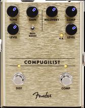 "Fender ""Compuglist"" Compressor/Distortion FX Pedal"
