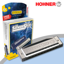 Hohner Silver Star Harmonica