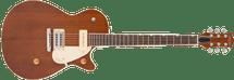 GRETSCH JET G2215-P90 Streamliner Junior Electric Guitar - Single Barrel Stain