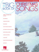 Big Book Of Christmas Songs for flute/clarinet/alto/tenor/trumpet/trombone/horn/strings