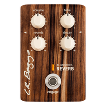 LR Baggs ALIGN REVERB Acoustic FX Pedal