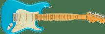 Fender American Professional II Stratocaster - Miami Blue / Maple Neck
