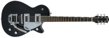 Gretsch G5230T Electromatic Single Cut Jet with Bigsby - Black/ Red/ White/ Blue