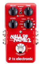 Tc Electronics - Hall Of Fame 2 - Reverb FX Pedal