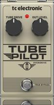 Tc Electronics TUBE PILOT OVERDRIVE FX Pedal