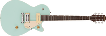 GRETSCH JET G2215-P90 Streamliner Junior Electric Guitar - Mint Green Sparkle