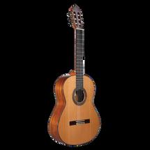 Altamira N500 Intermediate Level ALL SOLID Classical Guitar in Case