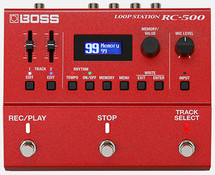 BOSS RC500 Dual Track Loop Station