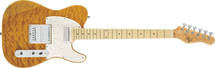 Michael Kelly 1955 Amber Electric Guitar - MK55SAMPRO MADE IN KOREA