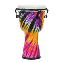 "Pearl 8"" Synthetic Shell Djembe - Top Tuned - Purple Haze"