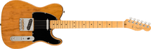 Fender USA American Pro II Telecaster Electric - Roasted Pine - in case