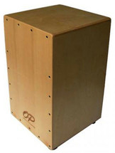 Opus Wooden Cajon in Birch with Deluxe Carry Bag