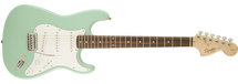Fender Squier Affinity Stratocaster Electric - Seafoam/Race Red/Yellow/Sonic Blue