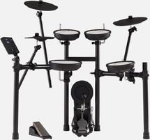 Roland TD07KV Digital Drum Kit - Pedal not Included
