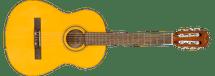 Fender Squier HYBRID  Slim Neck Classical Guitar ESC-150