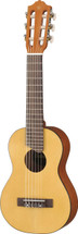 Yamaha GL1 Small Body Nylon Guitar - Natural/ Black/Persimmon Brown/ Sunburst