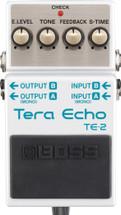 BOSS TE-2 Tera Echo FX Pedal