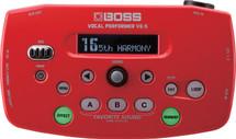 BOSS VE-5 Vocal Performer - Red/White