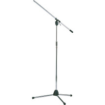 TAMA MS205 Heavy Duty Microphone Stand  - Black or Chrome