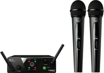 AKG WMS40 Mini Dual Wireless Vocal Mic System