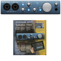 Presonus Audio Box iTwo Interface
