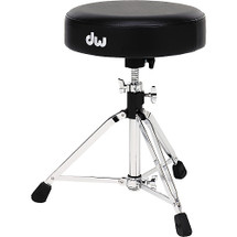 DW 9100M Round Top Drum Throne