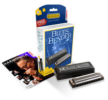 "Hohner ""Blues Bender"" Harmonica"
