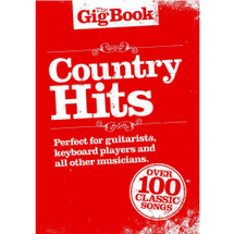 The Gig Book Series - Country Hits