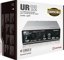 STEINBERG UR12 Interface