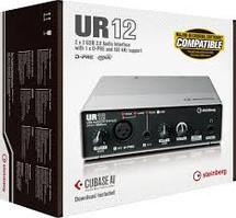 STEINBERG UR12 Interface