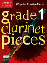 GRADED PIECES Grade 1 - 15 Popular Practice Pieces with Backing Tracks for Flute/Clarinet/Alto Sax/Violin