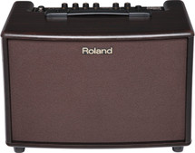 ROLAND AC60 Acoustic Guitar Amplifier  - Black/Rosewood